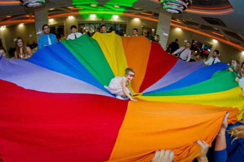 atrakcje dla dzieci na weselu, animator na impreze okolicznościową, gry, konkursy dla dzieci na weselu