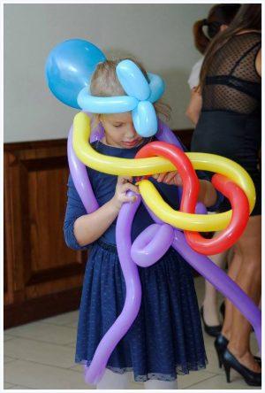modelowanie balonów cena kraków