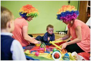 zabawy dla dzieci podczas wesela